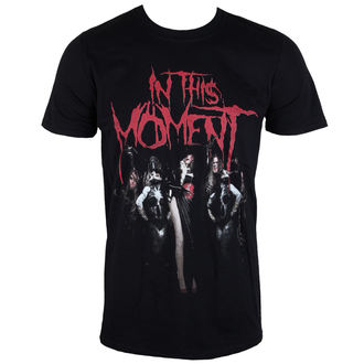 t-shirt metal men's In This Moment - Group - PLASTIC HEAD, PLASTIC HEAD, In This Moment