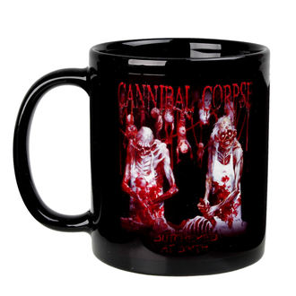 cup Cannibal Corpse - Butchered - PLASTIC HEAD, PLASTIC HEAD, Cannibal Corpse