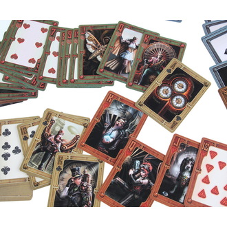 playing cards Anne Stokes Steampunk - NENOW - 1029810