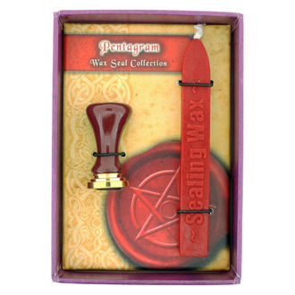 wax seal Pentagram - NENOW, Nemesis now
