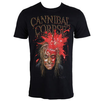 t-shirt metal men's Cannibal Corpse - IMPACT SPATTER - PLASTIC HEAD, PLASTIC HEAD, Cannibal Corpse