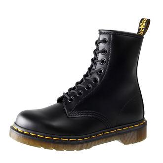 boots Dr. Martens - 8 eyelet - Smooth Black, Dr. Martens
