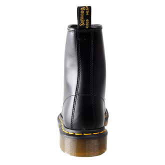 boots Dr. Martens - 8 eyelet - Smooth Black - 1460