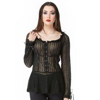 shirt women's JAWBREAKER - Black - TPA1735