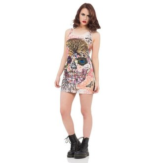 dress women JAWBREAKER - Multi Skull, JAWBREAKER