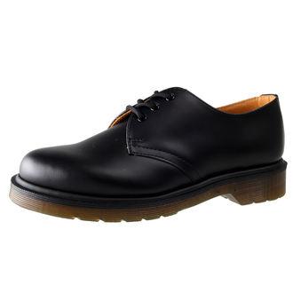 boots Dr. Martens - 3 eyelet - PW Black Smooth, Dr. Martens