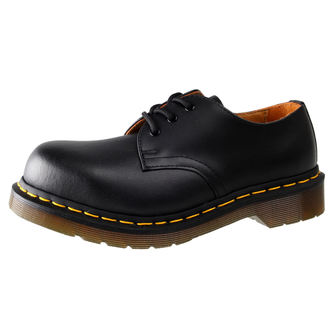 boots Dr. Martens - 3 eyelet - 5400 Black Fine, Dr. Martens