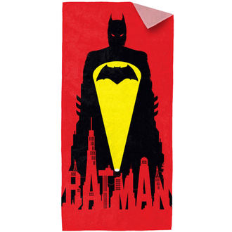 towel (towel) Batman in Superman - Red