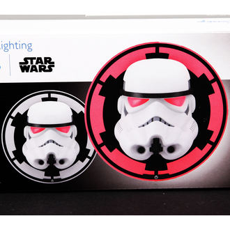 wall lamp Star Wars - Stormtrooper - WHT, NNM