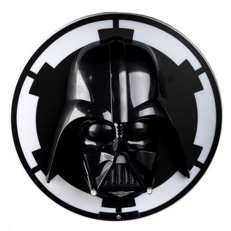 wall lamp Star Wars - Darth Vader - BLK