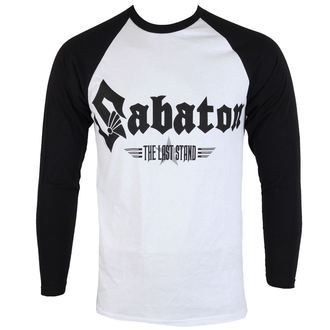 t-shirt men with long sleeve Sabaton - The Last Stand - NUCLEAR BLAST, NUCLEAR BLAST, Sabaton