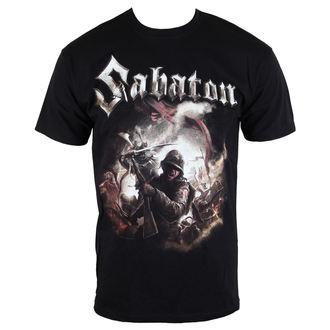 t-shirt metal men's Sabaton - The Last Stand - NUCLEAR BLAST - 2512_TS