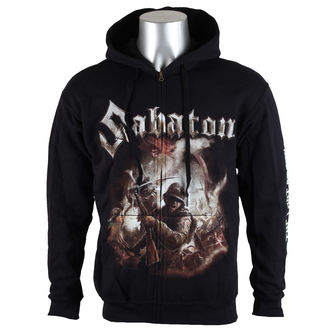 hoodie men's Sabaton - The Last Stand - NUCLEAR BLAST, NUCLEAR BLAST, Sabaton