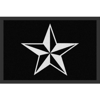 doormat Nautical Star - ROCKBITES, Rockbites