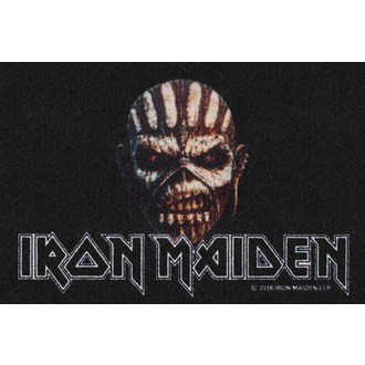 doormat Iron Maiden - The Book of Souls - ROCKBITES, Rockbites, Iron Maiden