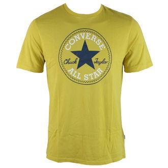 t-shirt street men's - Core Chuck Patch - CONVERSE, CONVERSE