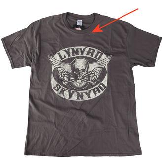 t-shirt men Lynyrd Skynyrd - Biker Patch - LIVE NATION - DAMAGED, LIVE NATION, Lynyrd Skynyrd
