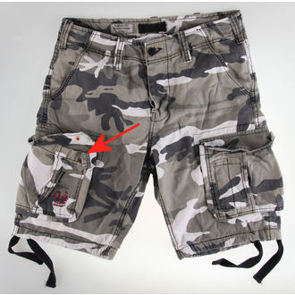 shorts men SURPLUS - Airborne Vintage - Urban - DAMAGED, SURPLUS