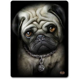 blanket SPIRAL - Pug Life, SPIRAL