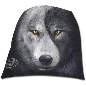 beanie SPIRAL - Wolf Chi - Black - T118A801