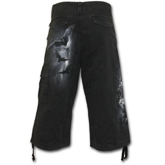 shorts men SPIRAL - Nightfall - Black - D045M705