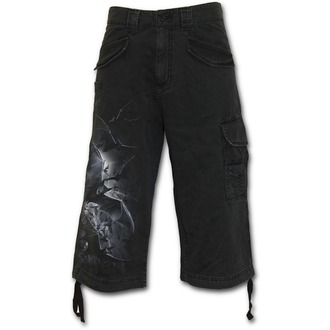 shorts men SPIRAL - Nightfall - Black, SPIRAL