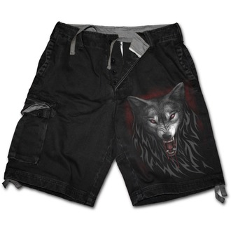 shorts SPIRAL - Legend of the Wolves - Black - D063M701