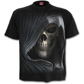 t-shirt men's - Darkness - SPIRAL - M021M101