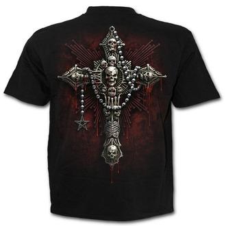 t-shirt men's - Death Bones - SPIRAL - T126M101