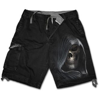 shorts men SPIRAL - Darkness - Black - M021M701