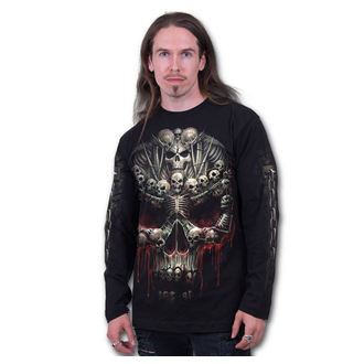 t-shirt men's - Death Bones - SPIRAL - T126M301