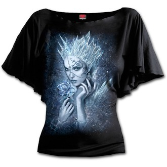 t-shirt women's - Ice Queen - SPIRAL - L028F719