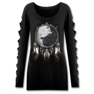 t-shirt women's - Wolf Chi - SPIRAL - SPI001