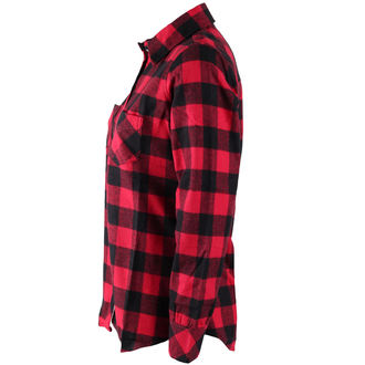 shirt women's ROTHCO - PLAID - RED, ROTHCO