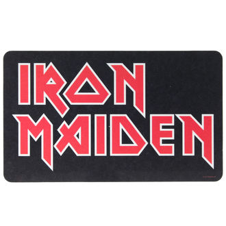 placemats Iron Maiden - Logo, Iron Maiden