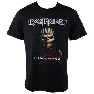 t-shirt metal men's Iron Maiden - BOOK OF SOULS - AMPLIFIED, AMPLIFIED, Iron Maiden