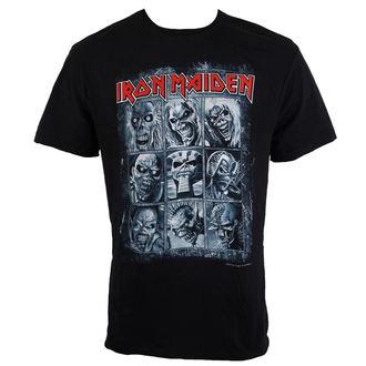 t-shirt metal men's Iron Maiden - EDDIES - AMPLIFIED, AMPLIFIED, Iron Maiden