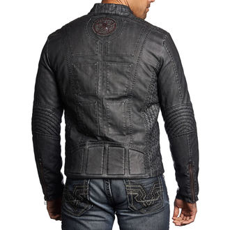 spring/fall jacket men's - Two Pistons - AFFLICTION, AFFLICTION
