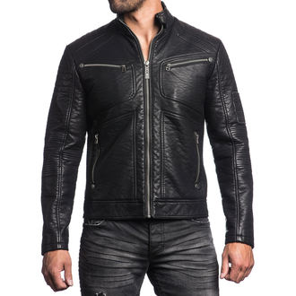 spring/fall jacket men's - Death Race - AFFLICTION, AFFLICTION