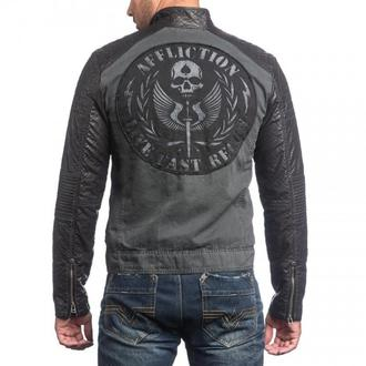 spring/fall jacket men's - Cyclone Racer - AFFLICTION, AFFLICTION