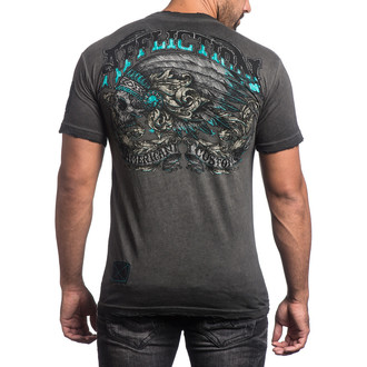 t-shirt hardcore men's - Apache Freedom - AFFLICTION, AFFLICTION