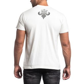 t-shirt hardcore men's - Santee Warrior - AFFLICTION, AFFLICTION