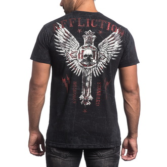 t-shirt hardcore men's - Repost - AFFLICTION, AFFLICTION