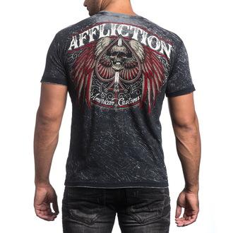 t-shirt hardcore men's - Death March - AFFLICTION, AFFLICTION