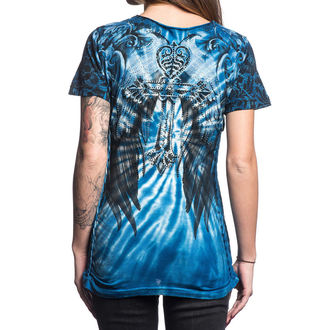 t-shirt hardcore women's - Cypress - AFFLICTION, AFFLICTION