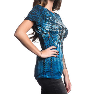 t-shirt hardcore women's - Cypress - AFFLICTION