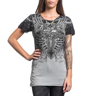 t-shirt hardcore women's - Sinful Vaudeville - AFFLICTION, AFFLICTION