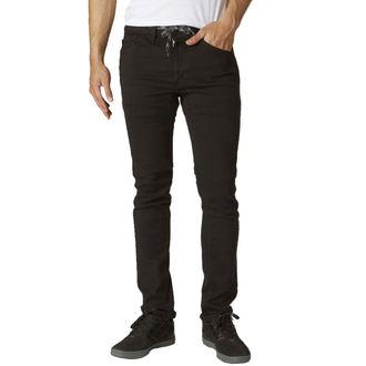 pants men FOX - Dagger - Black Vintage, FOX
