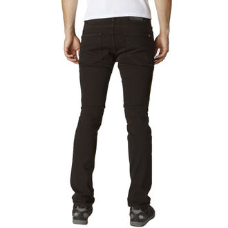pants men FOX - Dagger - Black Vintage, FOX