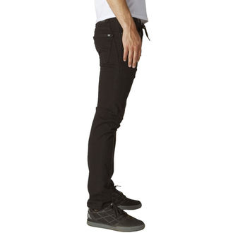 pants men FOX - Dagger - Black Vintage - 14916-587